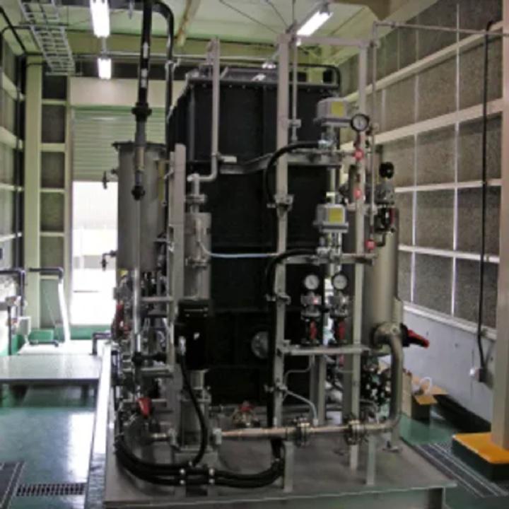 ジオキサン処理装置