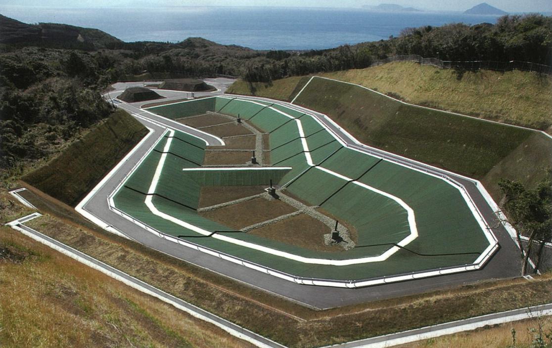 大島一般廃棄物管理型最終処分場