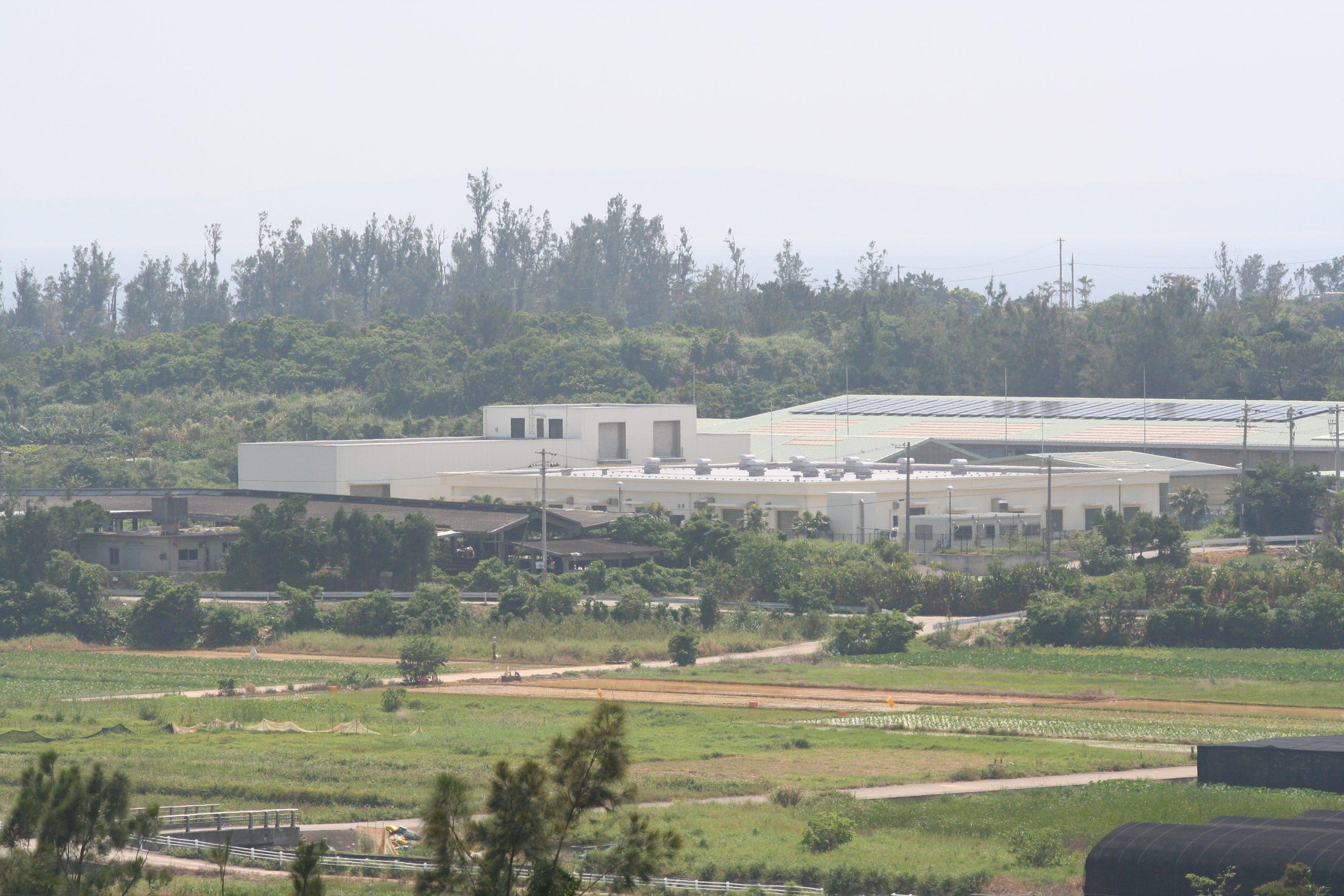 並里・金武地区農業集落排水資源循環施設